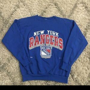 Vintage NY Rangers Crewneck Sweater